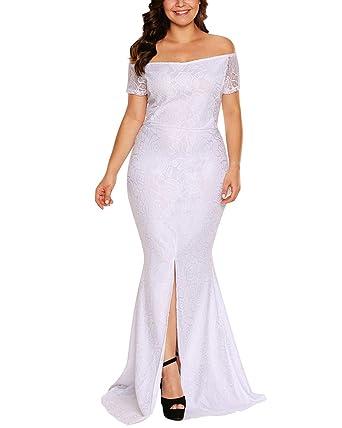 Meerjungfrau spitzenkleid