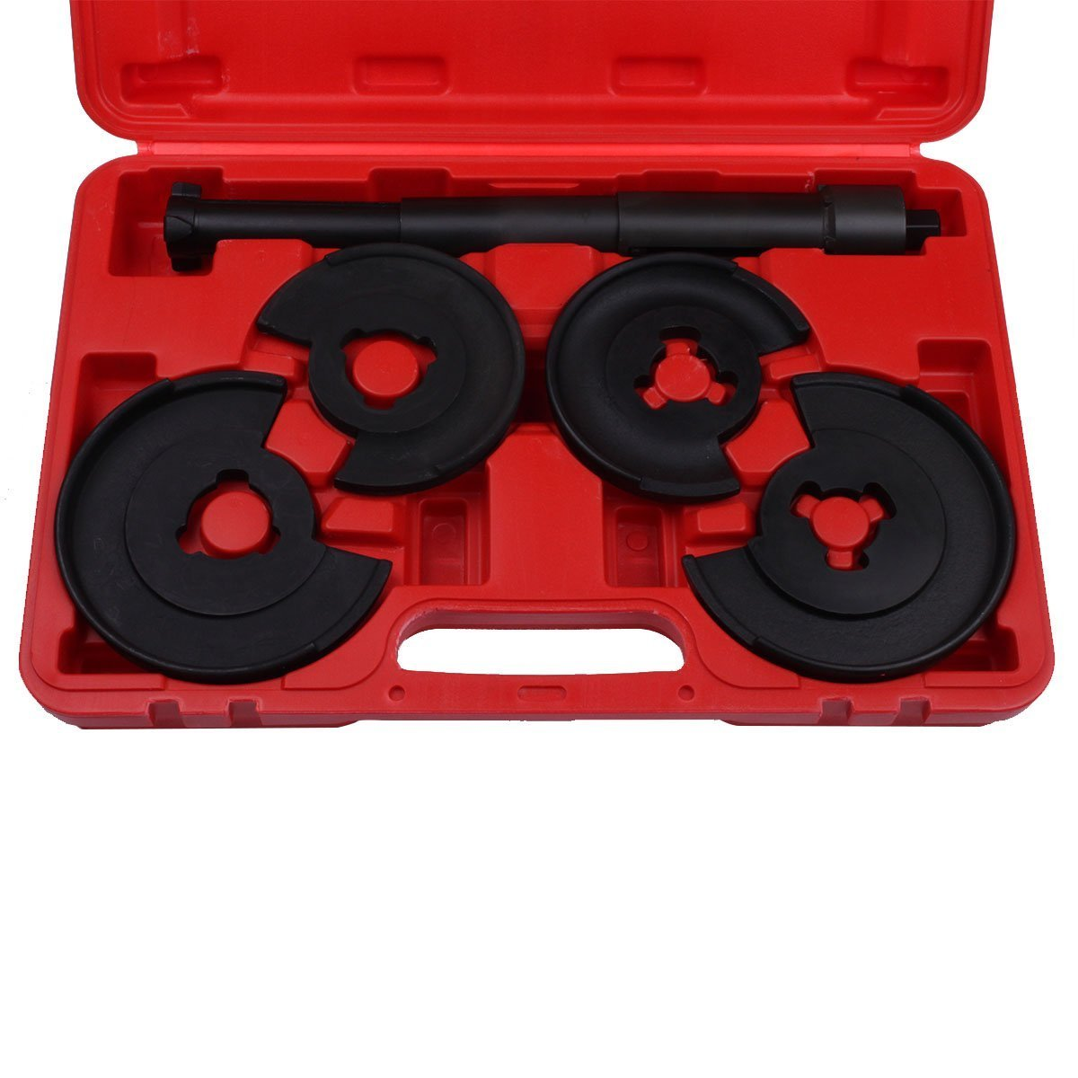 M2 Outlet Mercedes Benz MBZ 5 piece coil spring compressor tool by M2 Outlet (Image #2)