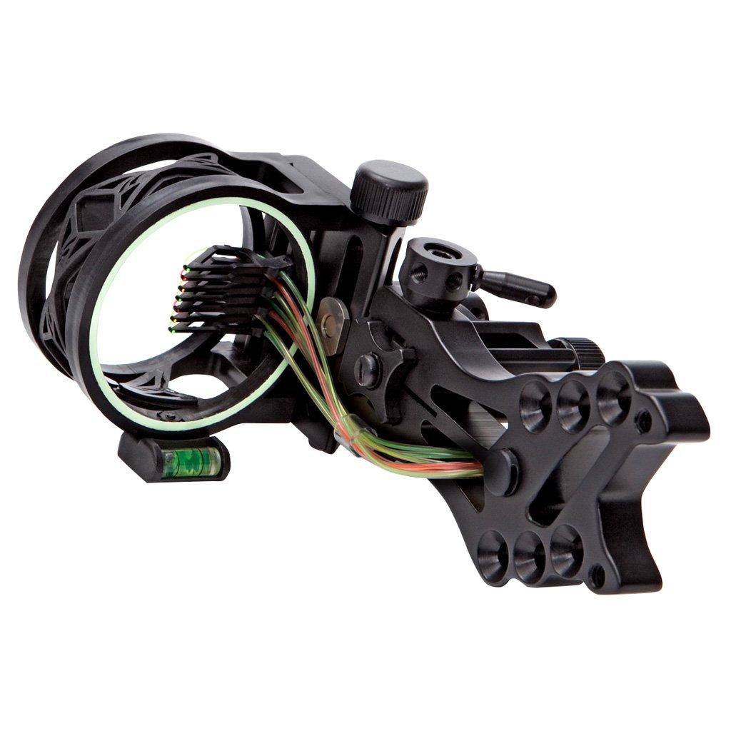 30-06 Outdoors 7 Pin Shocker Bow Sight, Black