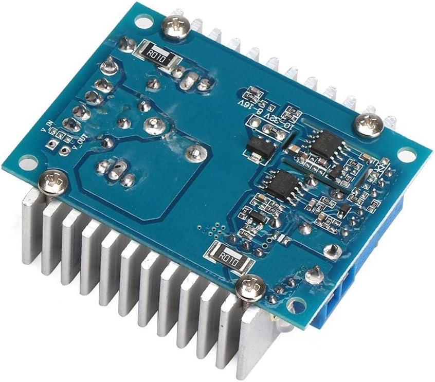 PRENKIN 150W DC//DC Nicht isoliert Step-up-Modul Konstantspannung Konstantstrom 150W Step-up-Modul 150W 10-32V 10V-60V 16A Regler