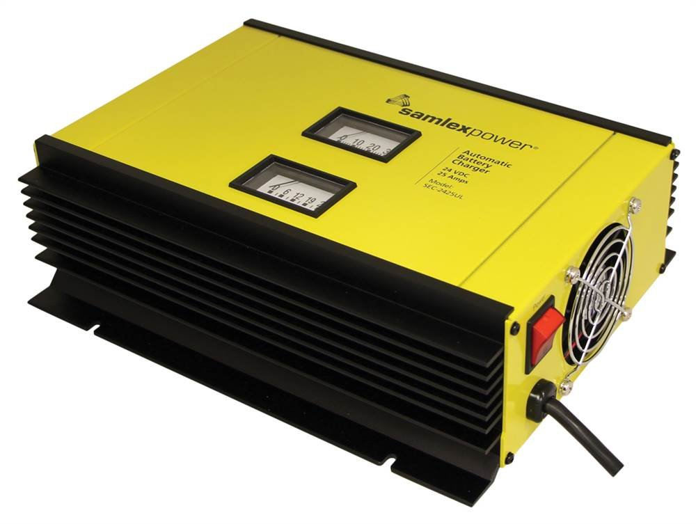 25 Amps Battery Charger