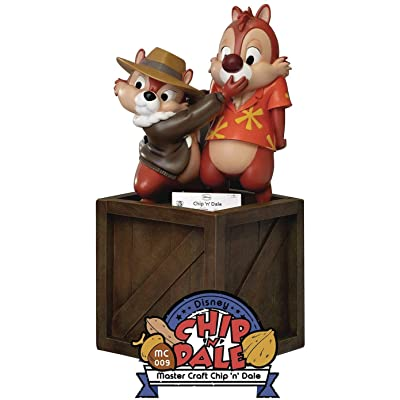 Beast Kingdom Disney Chip 'n' Dale MC-009 1:4 Scale Master Craft Statue: Toys & Games