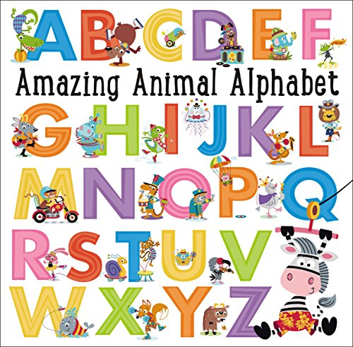 Amazing Animal Alphabet ()