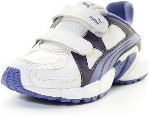 PUMA Chaussures Sportswear Enfant Axis Vs SL V Kid: Amazon