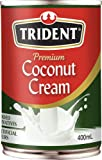 Trident Premium Coconut Cream, 400 ml