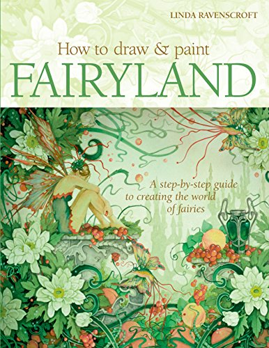 How to Draw and Paint Fairyland