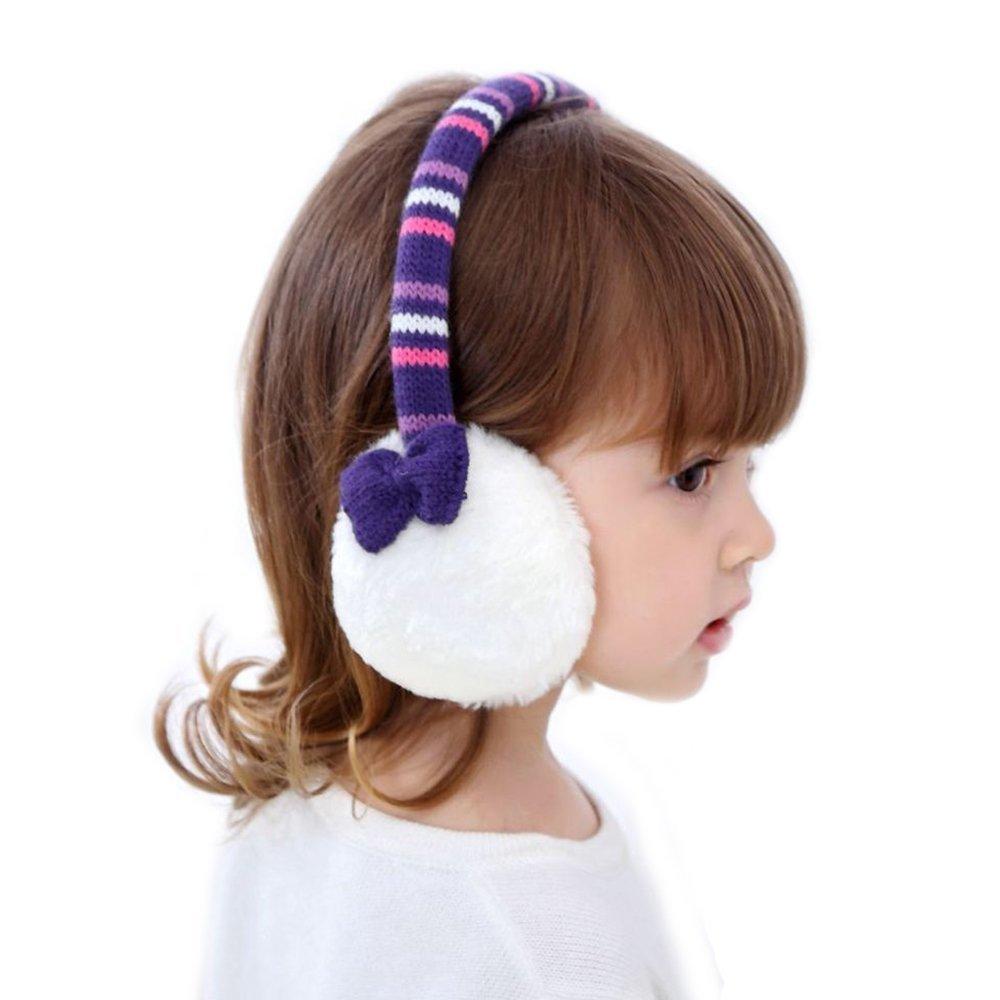 Gifts Treat Earmuffs Girls Earmuffs in Plush Cute Design
