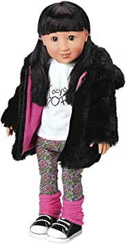 Adora Amazing Girls 18-inch Doll, ''Zoe'' (Amazon Exclusive)