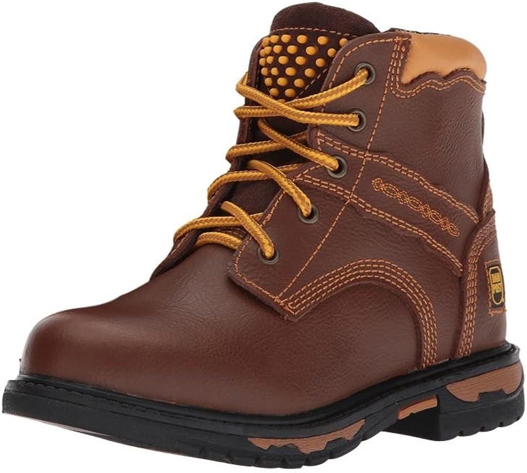 Dan Post Boys Zyon Leather Boot Round Toe Dpc2684