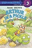 Arthur in a Pickle (Step Into Reading Sticker Books)