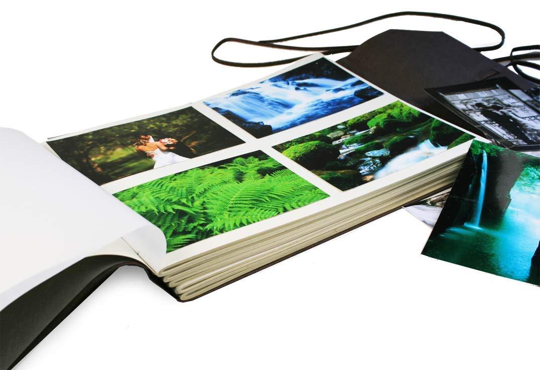 Life Arts Indra Indra Indra Álbum de Fotos de Cuero Hecho a Mano Pequeño Marrón aee56e