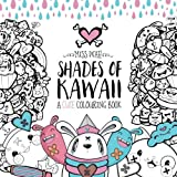 Shades of Kawaii: A Cute Colouring Book