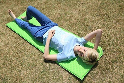 Wandern /& Festivals ATEPA Classic Selbstaufblasende Campingmatte Komfortabel und Leicht Isomatte f/ür zu Hause Beim Camping