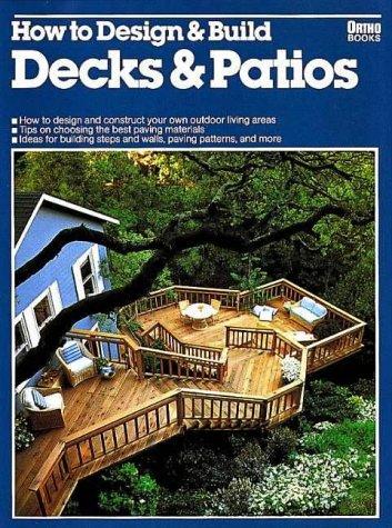Cheap  How to Design & Build Decks & Patios