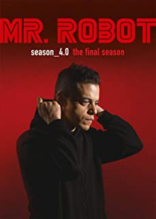 Book Cover: Mr. Robot: Season 4