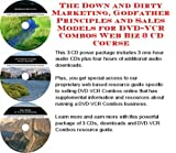img - for The Down and Dirty Marketing, Godfather Principles and Sales Models for DVD-VCR Combos Web Biz 3 CD Course book / textbook / text book