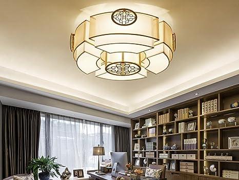 Acquista lampada da soffitto a led lampada da letto rotonda