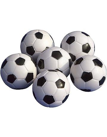 23588e53e9 UEETEK 6pcs 32mm mesa Mini pelotas de fútbol para actividades deportivas