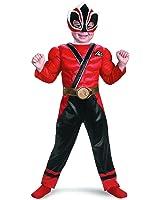 RED RANGER SAMURAI MUSCLE 1-2