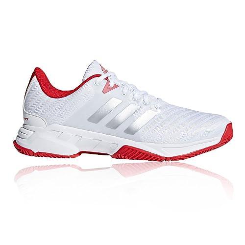 quality design d28a6 e061b adidas Barricade Court 3, Zapatillas de Tenis para Hombre Amazon.es  Zapatos y complementos