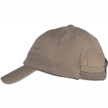 71ce3bc72c3 Buy QUECHUA ARPENAZ 20 HIKING CAP KHAKI Online at Low Prices in ...