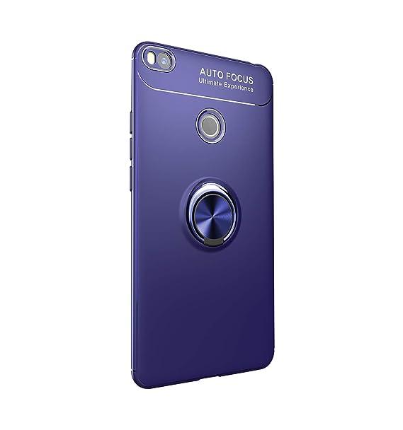 jeeri Funda Xiaomi Mi MAX 2 Carcasa Silicona TPU con Carcasa ...