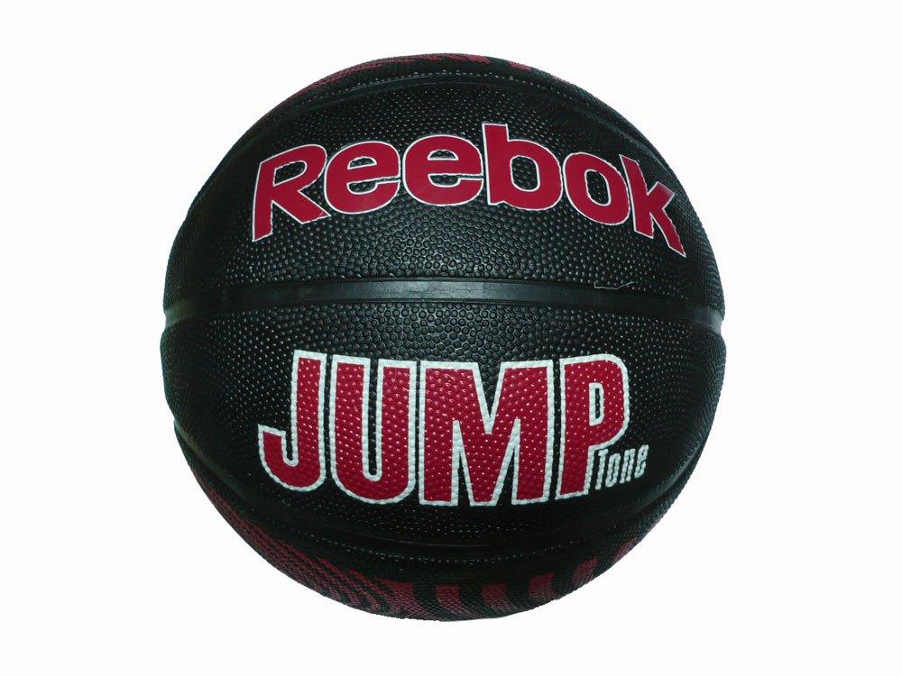 Reebok jumptone Goma Baloncesto Equipo Balón Baloncesto Negro ...