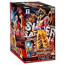 Dragon Ball with Heroes card DXF vol.3 Super Saiyan 4 Goku