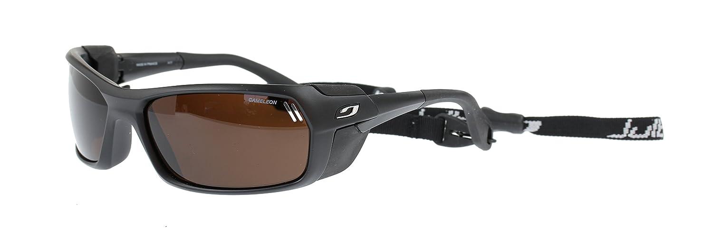 Gafas de Sol Julbo Bivouak, Negro Matt, Cameleon Anti-Niebla Lentes Fotocromáticas Polarizadas: Amazon.es: Deportes y aire libre