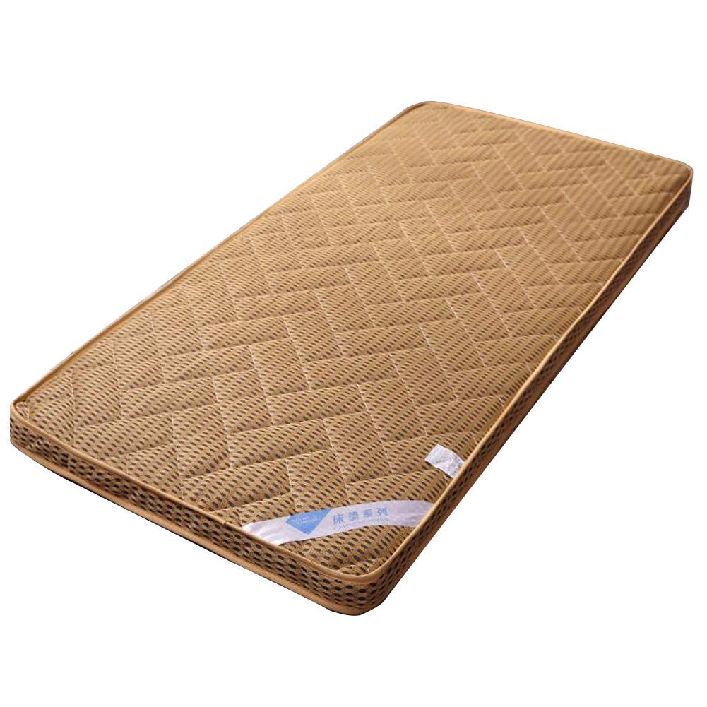 B 150x190cm JRMU Breathable Fold Mattress Pad, 150x190cm(59x75in), Microfiber Portable Sleeping Mat Floor Mattress Mesh for Pressure Relief Ergonomic Design-b 150x190cm