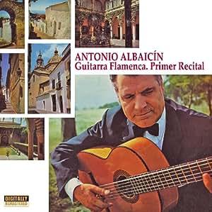 Guitarra Flamenca: Primer Recital