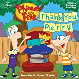 Thank You, Perry!, Disney Book Group Staff, 142315150X