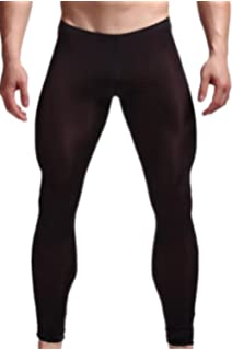 Amazon.com: Polarmax Men's Light Weight Tech Silk Pant: Sports ...