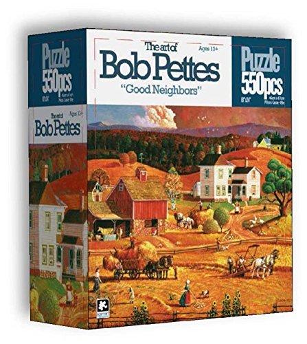 The Art of Bob Pettes