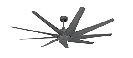 72 ceiling fan living room troposair liberator 72quot brushed nickel large ceiling fan with dcmotor and remote 72