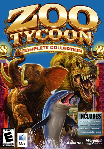 Amazon com: Zoo Tycoon: Complete Collection: Video Games