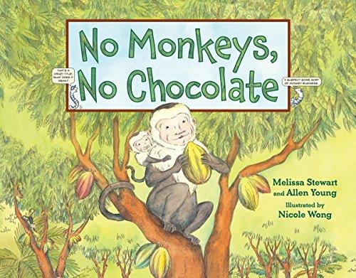 No Monkeys, No Chocolate by Charlesbridge Publishing (Image #1)