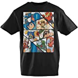 Toddler T-Shirt Details about  /Mega Man American Classics Trouble