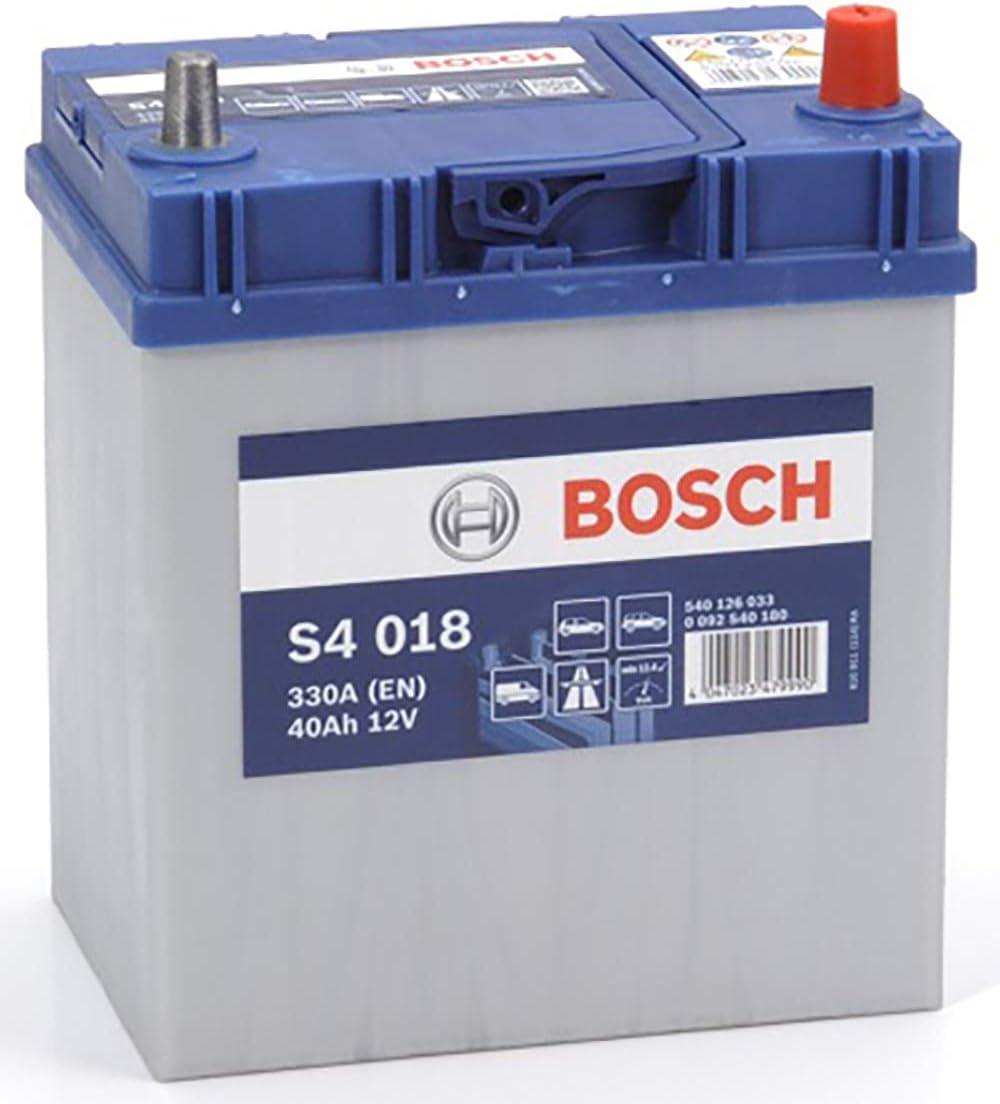 Bosch S4018 Batería de automóvil 40A/h-330A