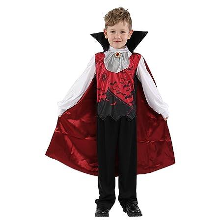 Disfraz de halloween infantil Niños Traje de Víspera de ...