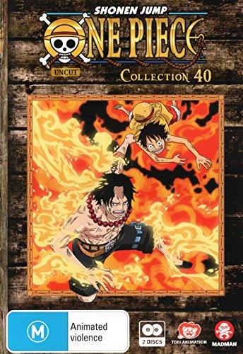 One Piece [Uncut]: Collection 40 [Eps 481 - 491] [NON-USA Format / Region 4 Import - Australia]
