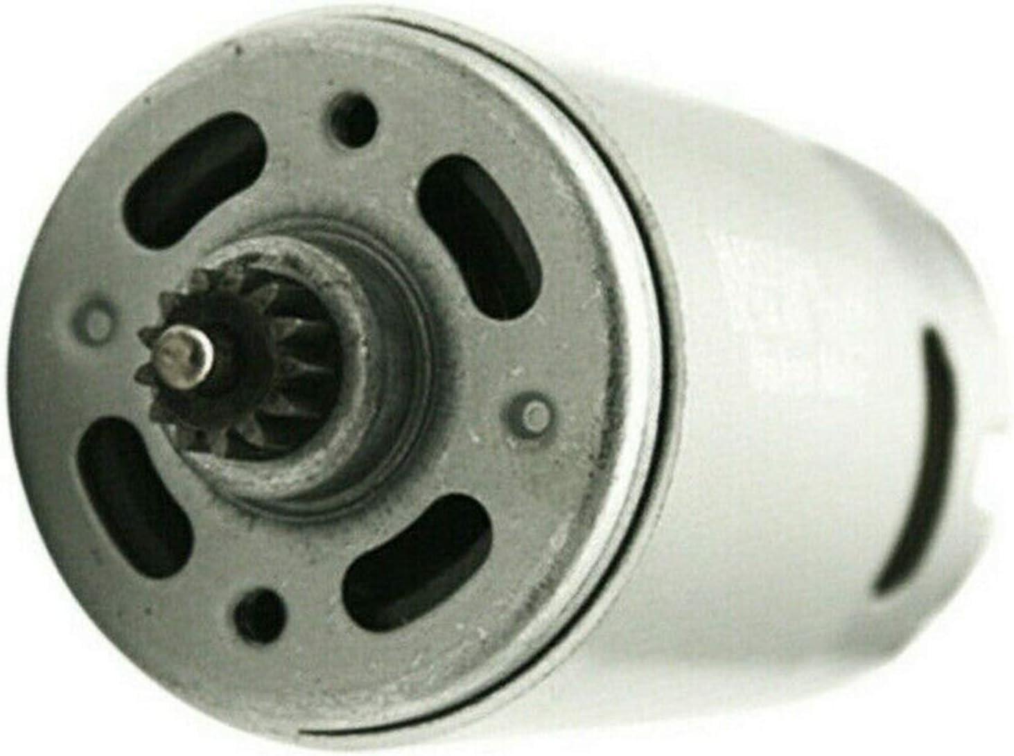 ACAMPTAR Moteur /à Courant Continu 1607022649 HC683LG GSR14.4-2-LI ONPO 13 Dents pour Pi/èCes de Rechange pour Entretien de Perceuse /éLectrique DC14.4V 3601JB7480