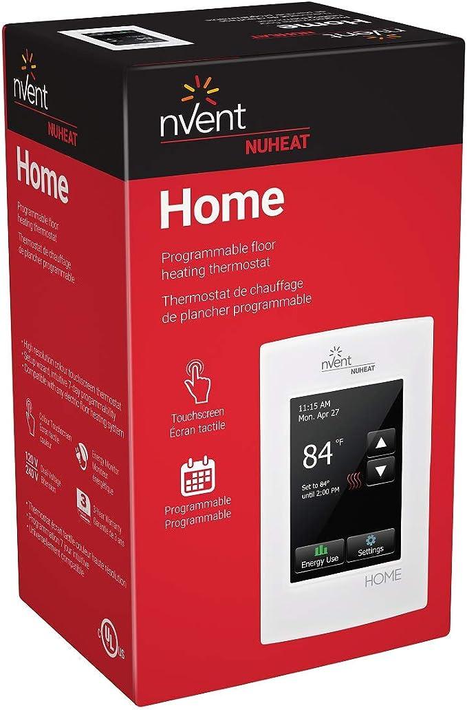 Building Supplies Floor Heating Abilities Nuheat Home Programmable ...