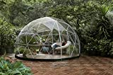 Garden Igloo - Stylish Conservatory, Play Area for Children, Greenhouse or Gazebo. (Certified Refurbished)