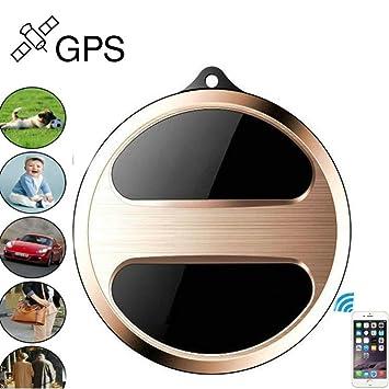 Mini GPS Tracker, Hangang Tracking de Tiempo Real cortafrío de posición, localizador GPS Geo