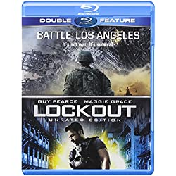 Battle: Los Angeles / Lockout (Unrated Edition) Double Feature (Blu-ray)