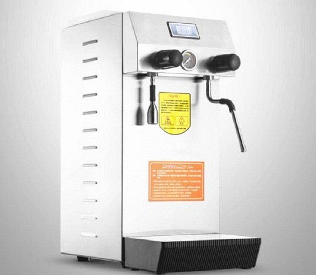 Profesional Espresso café leche espuma Máquina de vapor agua hirviendo máquina 220 V - 240 V: Amazon.es: Industria, empresas y ciencia