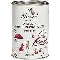 Nomad Chocolate - Organic Hot Chocolate Ruby Bliss, 200g