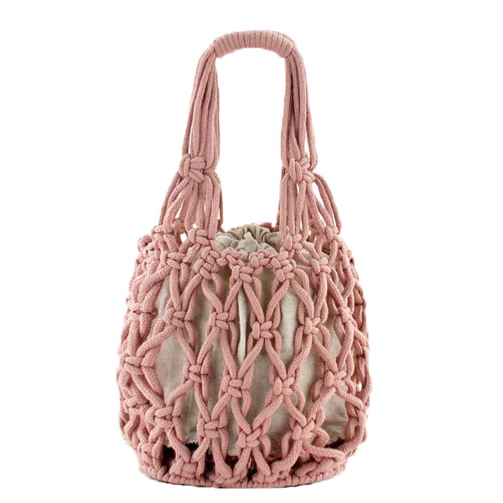 Amazon.com: donalworld Mujeres Stripes Woven Flor Coin Bag ...