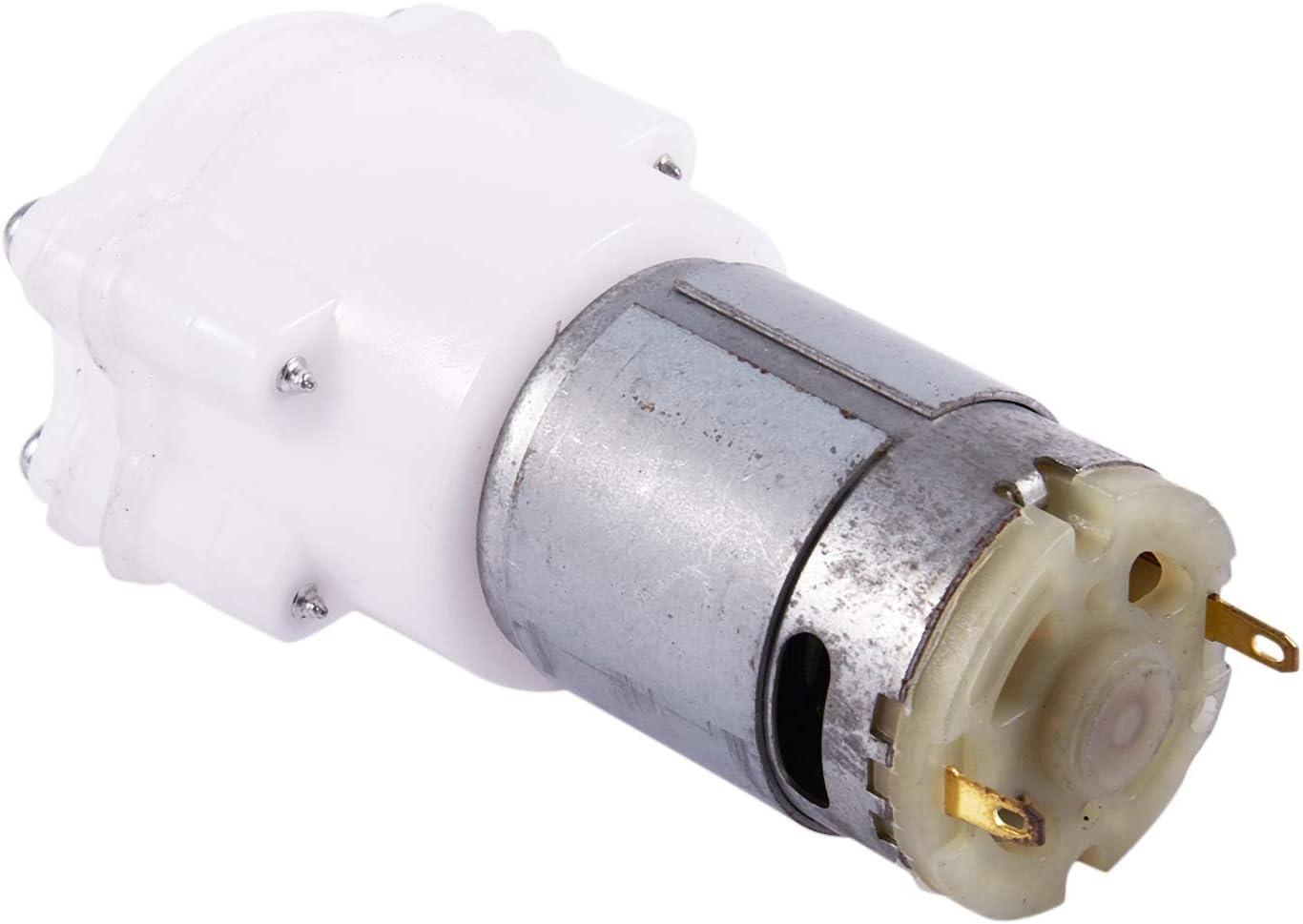 Andifany Motor de pulverizacion bomba de diafragma de cebado 12V para dispensador de agua